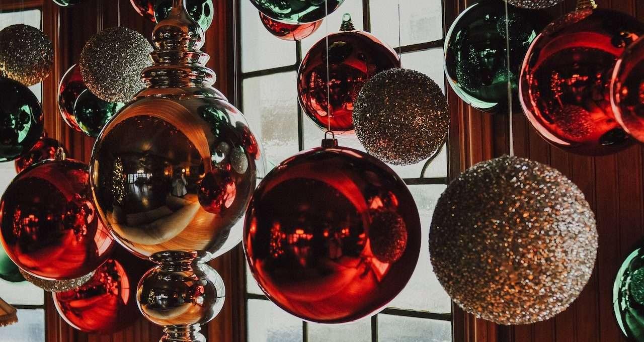 Christmas hanging decor