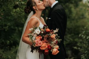 Wedding at Mirror Lake Inn