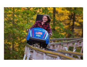 Ride the rails year-round down Mt. Van Hoevenberg
