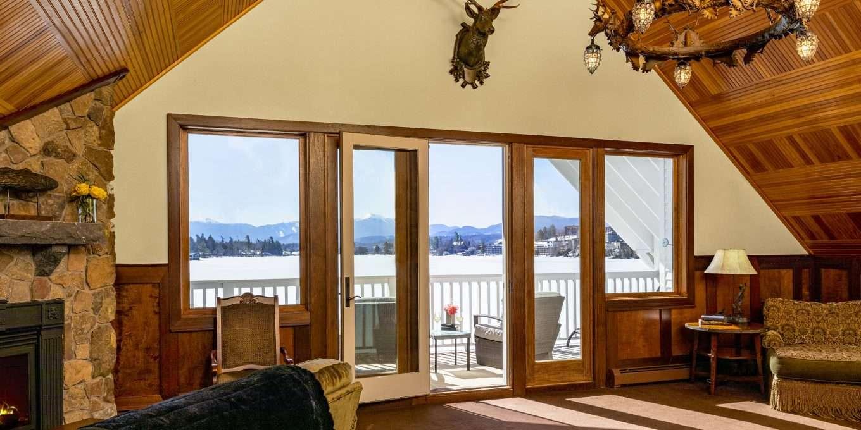 High Peaks Living Room