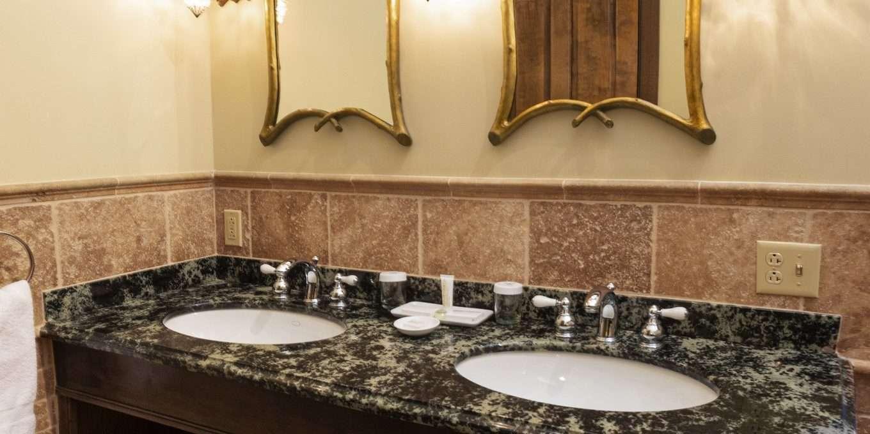 High Peaks Bathroom